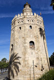 Seville Torre del Oro Royalty Free Stock Photos
