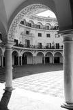 Sevillian huis Royalty-vrije Stock Foto