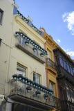Sevillian huis Stock Fotografie