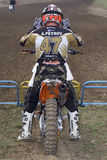 SEVLIEVO MOTOCROSS-47-МХ Royalty Free Stock Photo