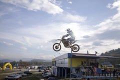 SEVLIEVO MOTOCROSS-919-МХ1 Royalty Free Stock Photos