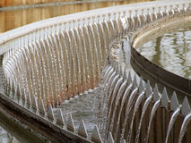 Sewage. Treatment sewage  water  factory  slimy  wastewater unpleasant Stock Photos