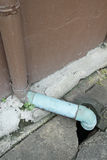 Sewage pipe Stock Photos