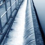 Sewage treatment plant Royalty Free Stock Photos