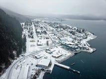 seward Аляски стоковые фотографии rf