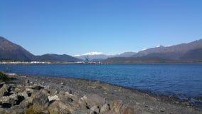 Seward, Alaska foto de stock