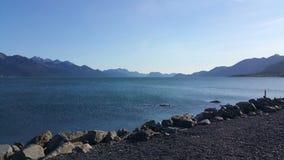 Seward, Alaska imagens de stock