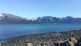 Seward, Alaska imagem de stock royalty free