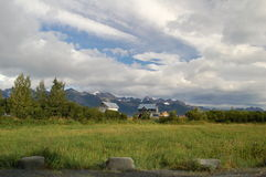 Seward, Alaska Stock Image