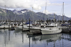 Seward ,Alaska Stock Images