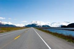 seward autostrady zdjęcie stock