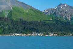Seward bay Royalty Free Stock Photos