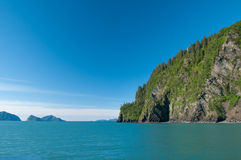 Seward bay Stock Photo