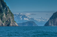 Seward bay Stock Image