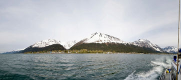 Seward coastline Stock Photos