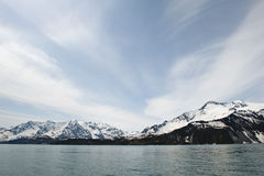 Seward coastline Royalty Free Stock Photography