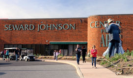 Seward Johnson Center Of The Arts Royalty Free Stock Images