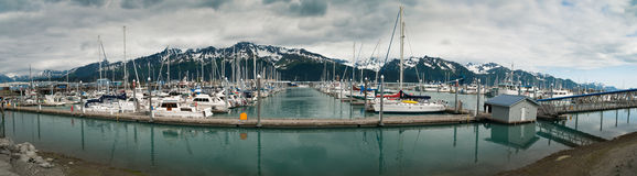 Seward marine Stock Photo