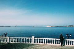 Sewastopol-Landschaft stockbild