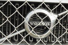 SEWDISH VOLVO samochodu logo Obrazy Royalty Free