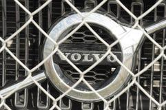 SEWDISH VOLVO samochodu logo Obrazy Stock