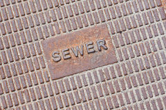 Sewer Royalty Free Stock Images