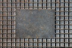 Sewer cover stock photos