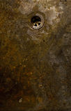 Sewer drain Royalty Free Stock Images