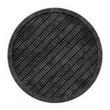 Sewer metal cover (Manhole serie) Stock Photography