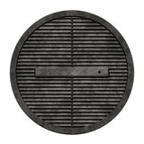 Sewer metal cover (Manhole serie). This is an illustration of a sewer cover (serie Royalty Free Stock Photos
