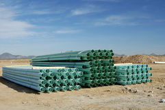 Sewer Pipe Stock Images