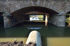 Sewerage Royalty Free Stock Images