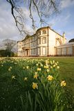 Sewerby Hall Stockfoto