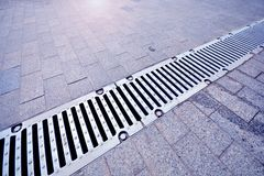 Free Sewers For Sewage Water Royalty Free Stock Image - 156427796