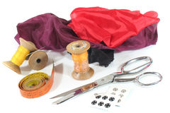 Sewing Stock Photography