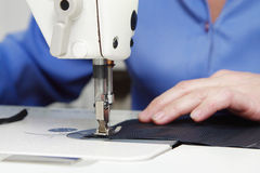 Sewing royalty free stock photography