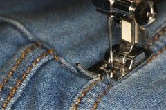 sewing Royalty-vrije Stock Afbeeldingen