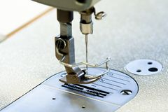 sewing Royalty-vrije Stock Afbeelding