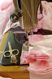 Sewing accesories Stock Image