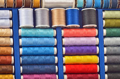 Sewing accessories Royalty Free Stock Photo