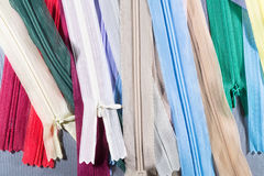 Sewing accessories on the background Royalty Free Stock Image