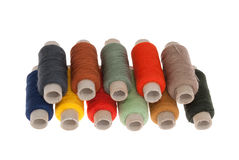Sewing all sorts and of different colours Royalty Free Stock Image
