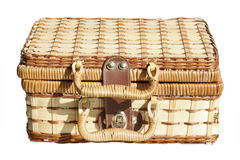 Sewing basket Stock Photography