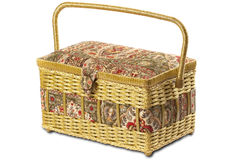 Free Sewing Box Royalty Free Stock Photos - 12379688