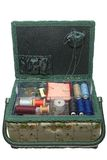 Sewing box Stock Photos