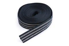 Sewing braid macro Stock Images