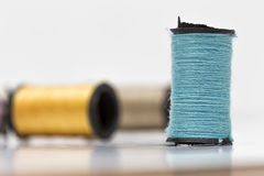 Sewing Colors. It is a color spool threat Royalty Free Stock Photos