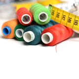 Sewing concept Royalty Free Stock Image