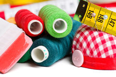 Sewing concept Stock Photography