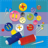 Sewing Item Stock Photos